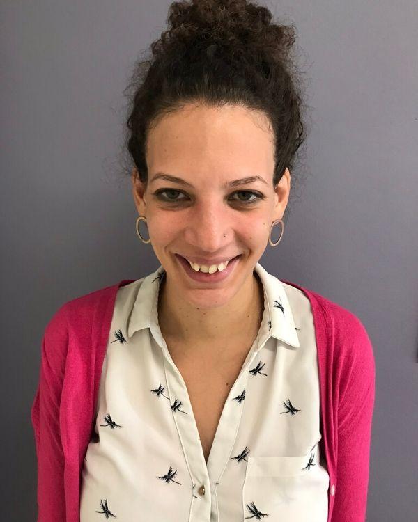 Jasmine Mahdy clinician